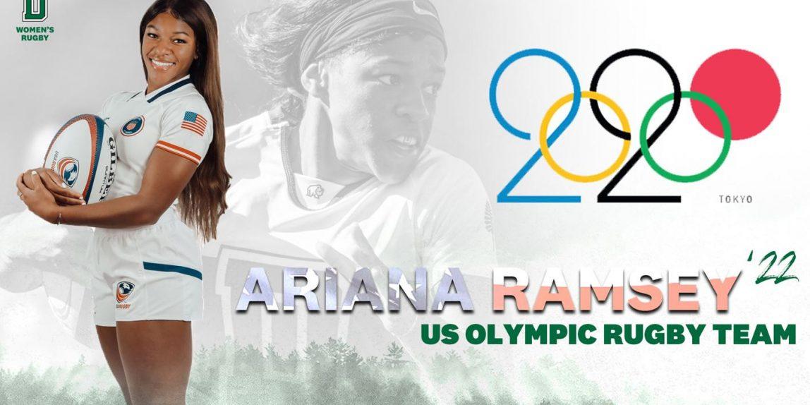 Ariana Ramsey - Olympics Announcement - Dartmouth